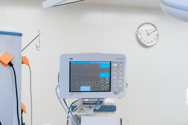 Health Monitoring Equipment, Doctor's office, Hospital, EKG, biotechnology